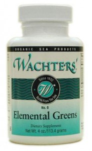 Wachters' Elemental Greens
